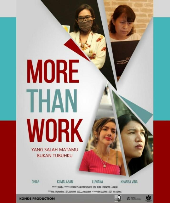 More than Work: Menukil Diskriminasi Perempuan dalamMedia