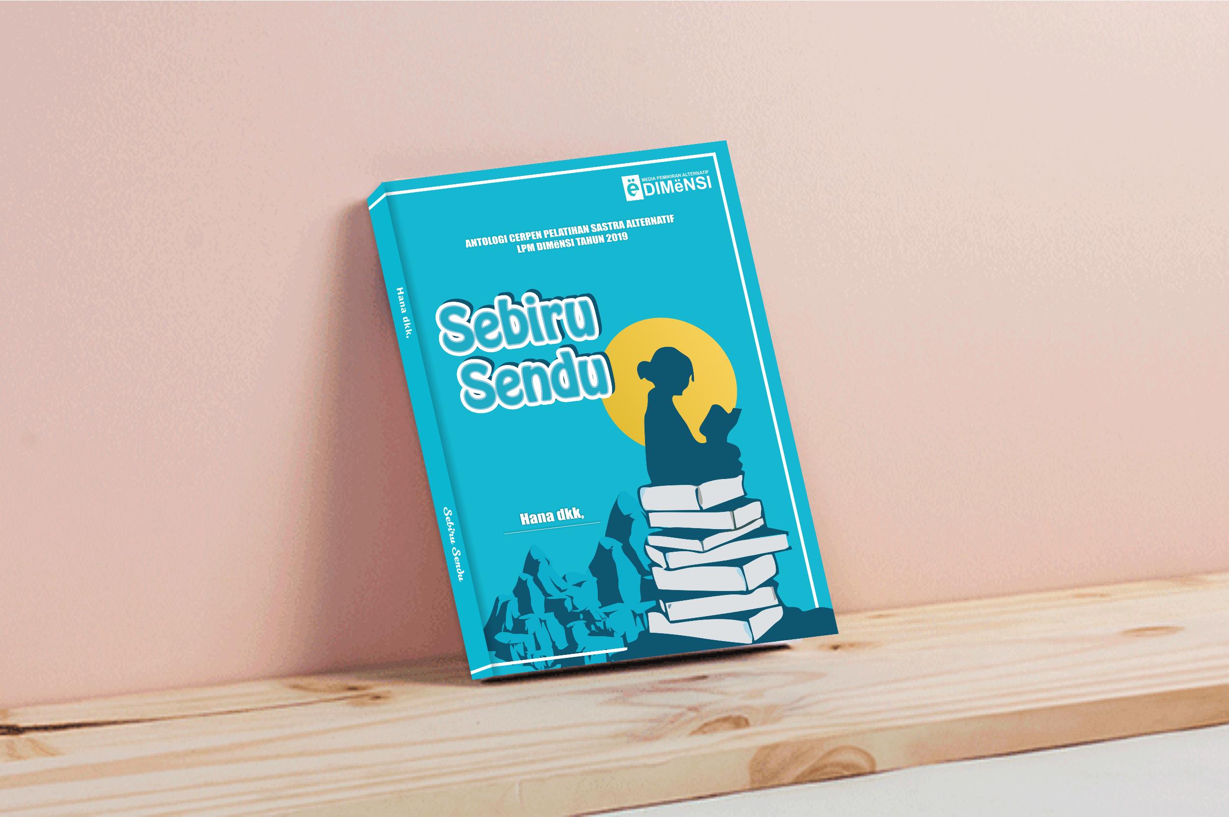 E‑Book Sebiru Sendu <span class=