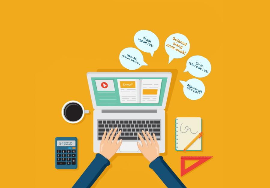 Kuliah Daring: Banyak Tugas, Minim Fasilitas